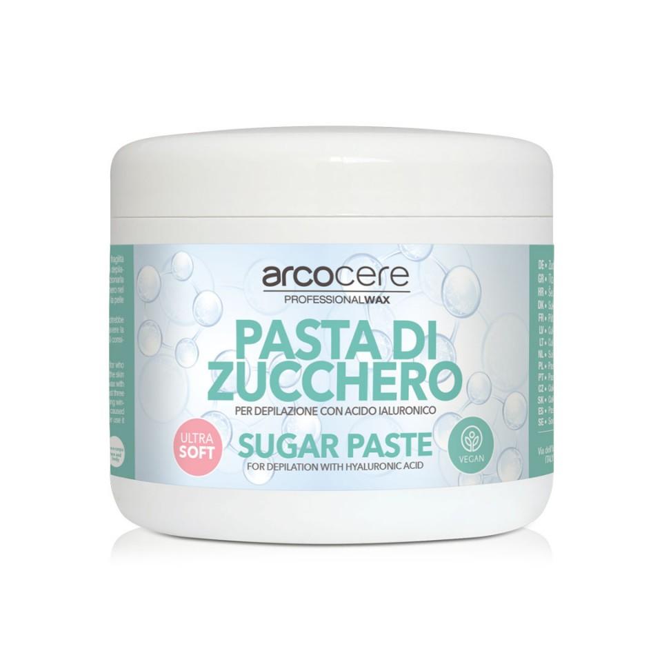 Pasta di zucchero con acido ialuronico ultra soft