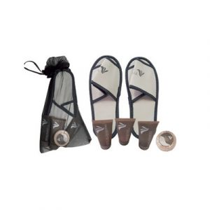 Kit Pantofole Beauty Thermal Donna
