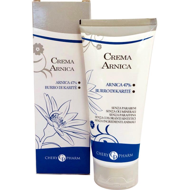 Crema con Arnica Montana al 47% per la pesantezza muscolare