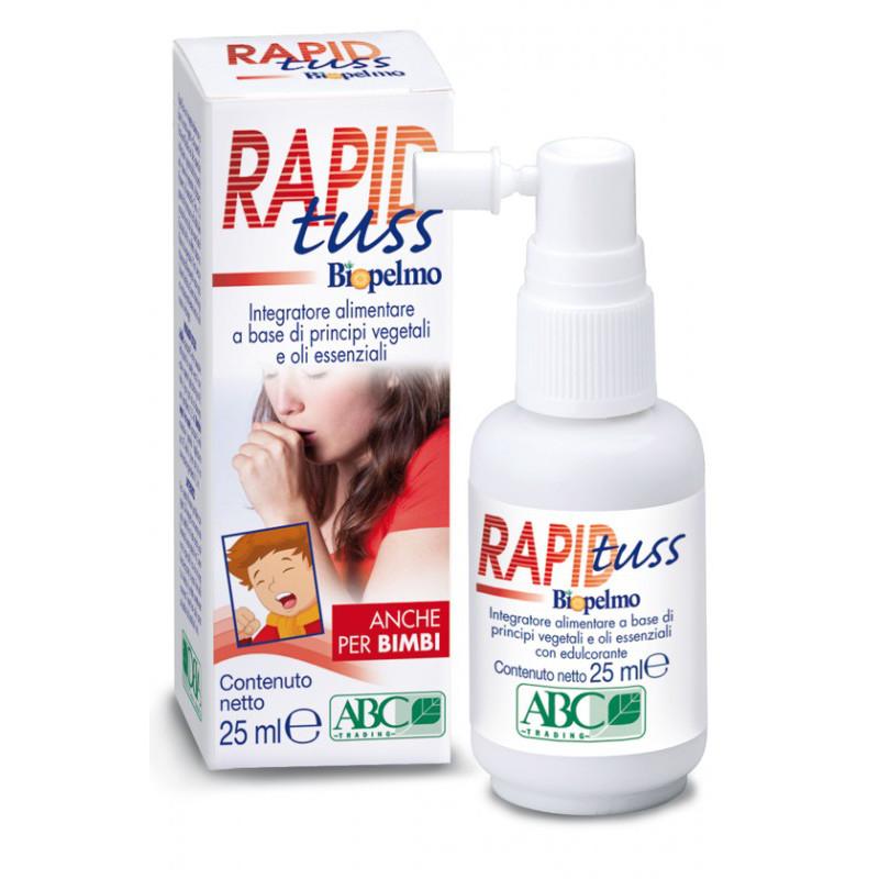 Rapid Tuss Spray Biopelmo