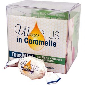 Ulmo Plus Caramelle - TussMiel