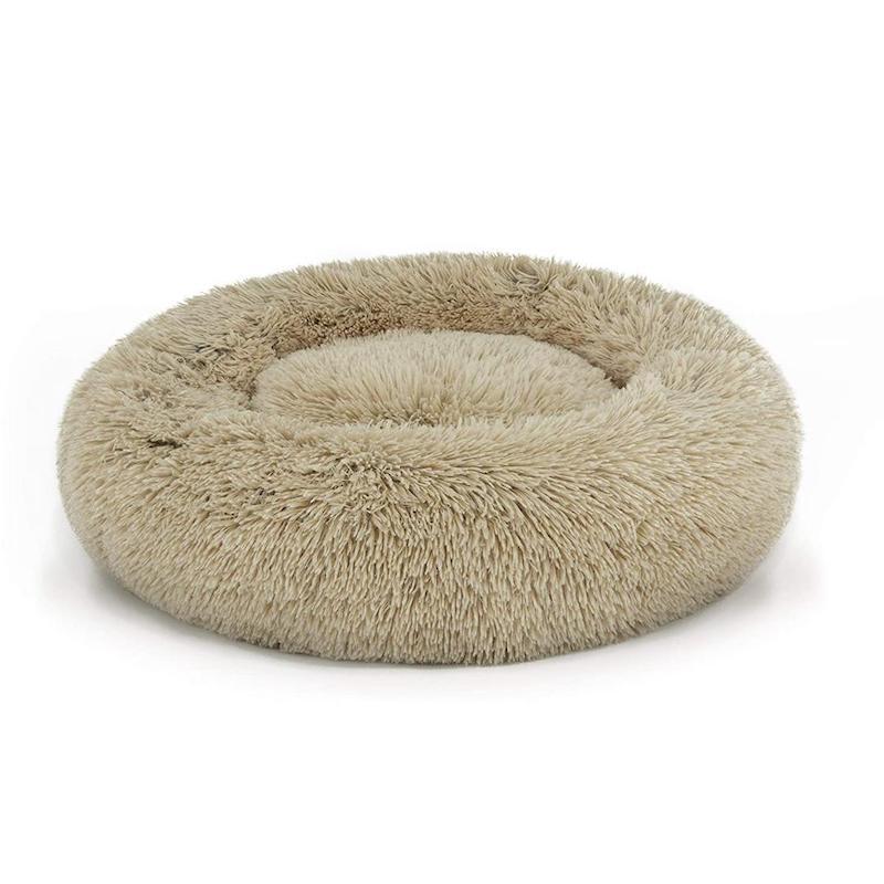 Cuccia relax cani colore beige