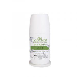 Deodorante Roll On Bio - Aloe