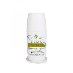 Deodorante Roll On Bio - Tè Verde