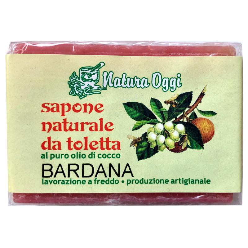 Sapone naturale da toeletta alla Bardana