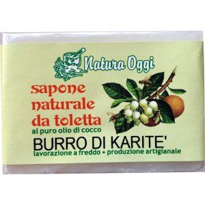 Sapone naturale da toeletta con Burro di Karitè