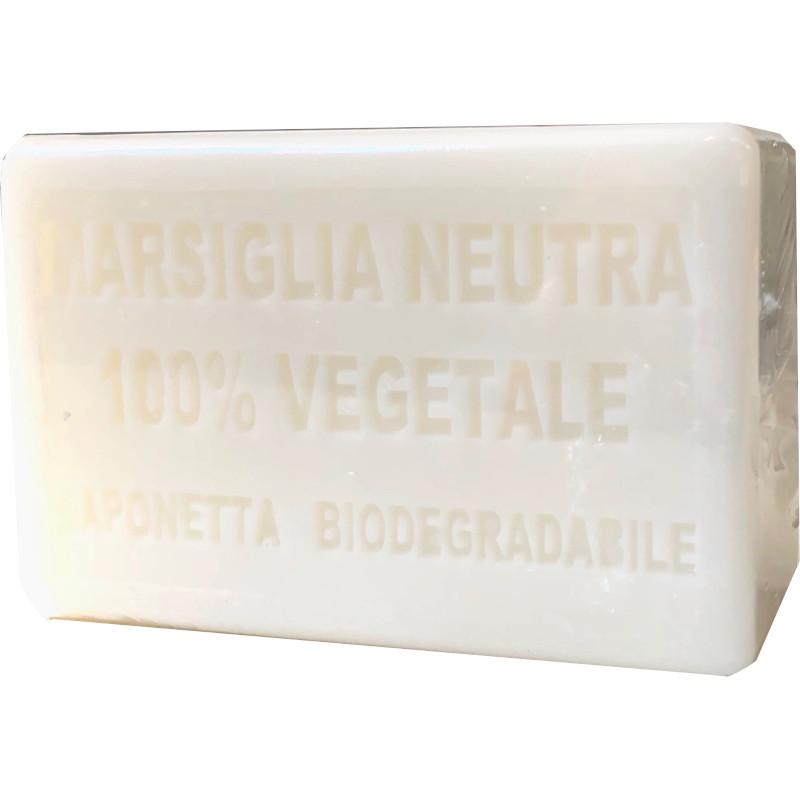 saponetta di marsiglia neutra 100% vegetale