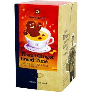 tisana ginger bread time Sonnentor