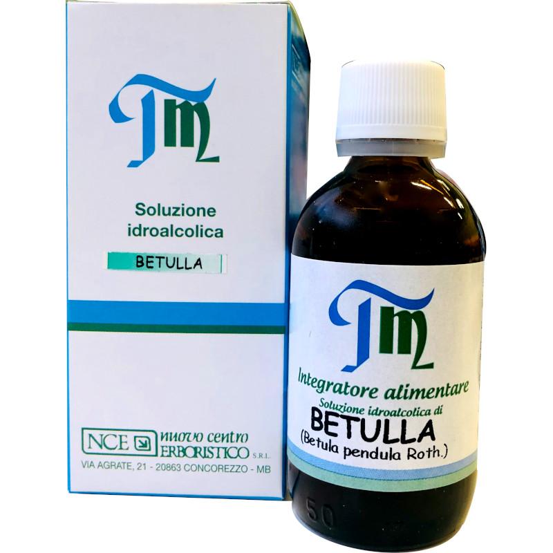 Betulla tintura madre soluzione idroalcolica