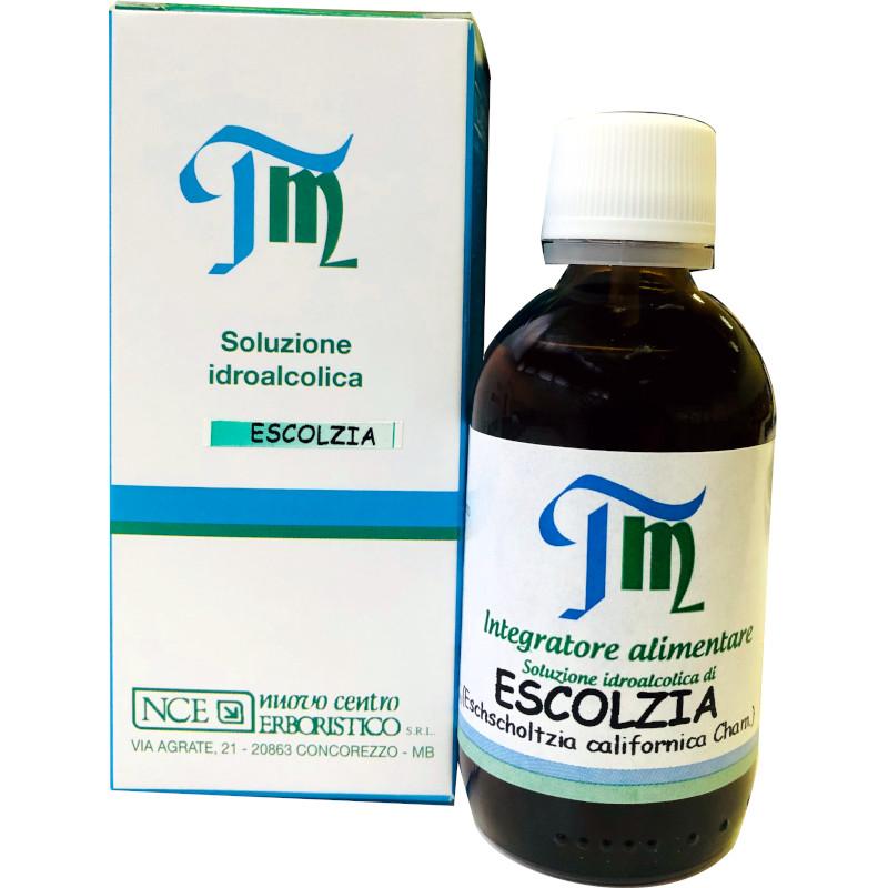 Escolzia tintura madre soluzione idroalcolica