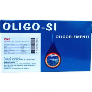 oligoelementi iodio