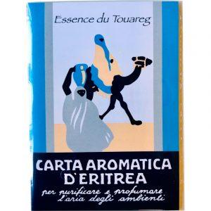 Carta Aromatica d'Eritrea Essence du Touareg
