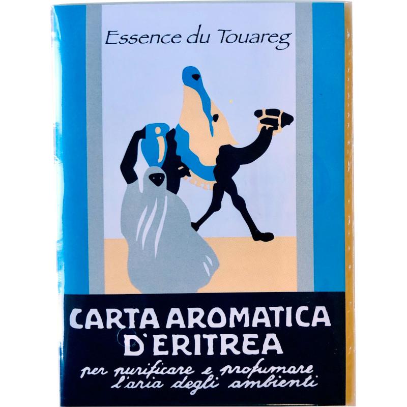 Carte aromatica d'eritrea essence du Touareg