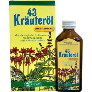 Olio 43 Krauterol Sangalli