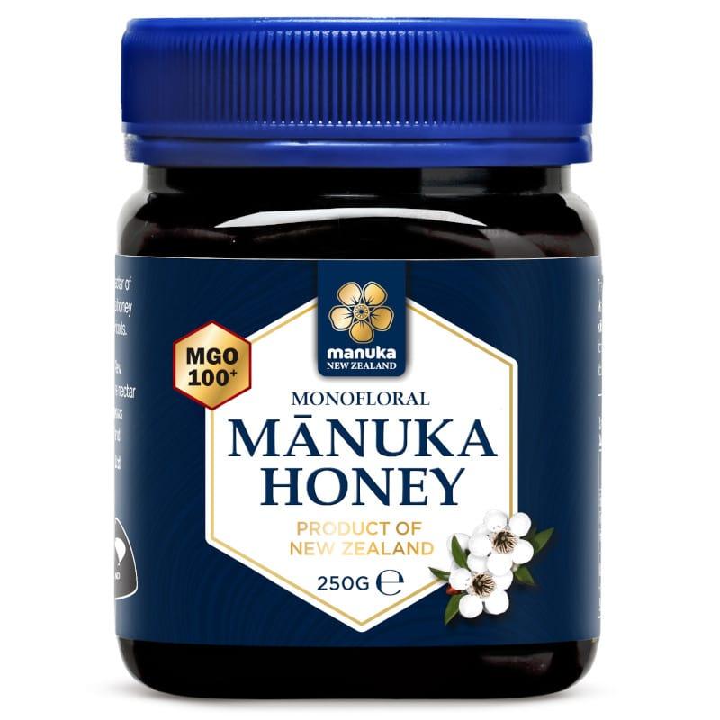 Miele di Manuka MGO 100 crudo - Manuka New Zealand