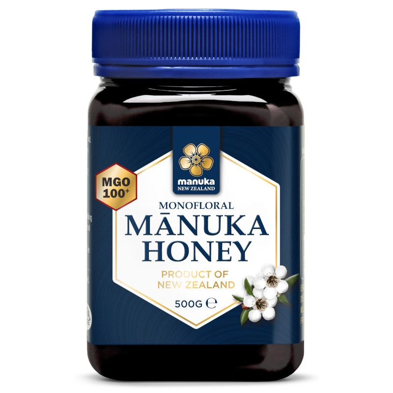 Miele di Manuka MGO100+ Crudo e monofloreale