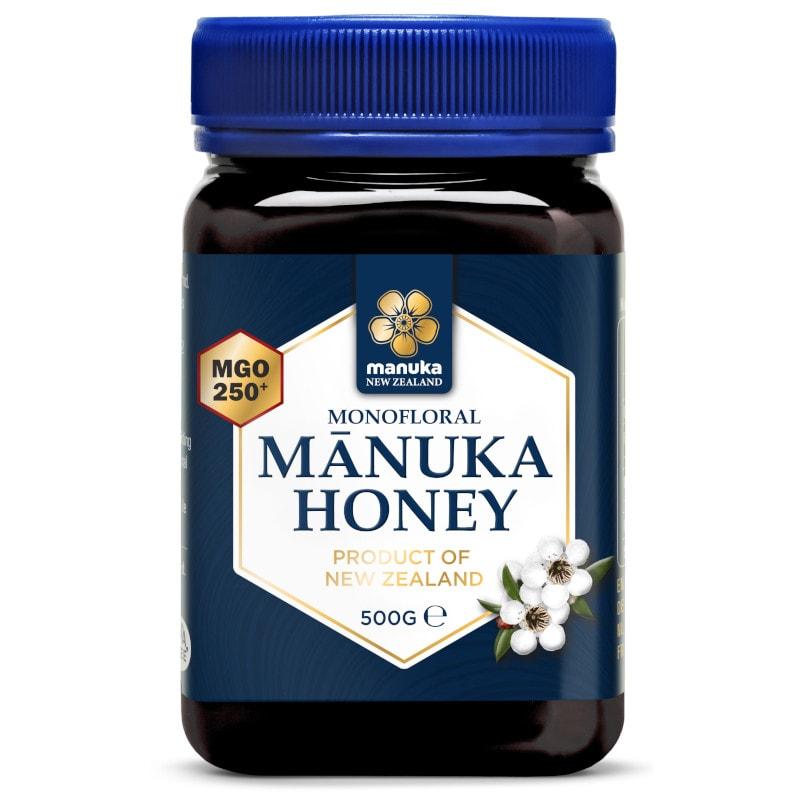 Manuka New Zealand miele di Manuka MGO250+ crudo