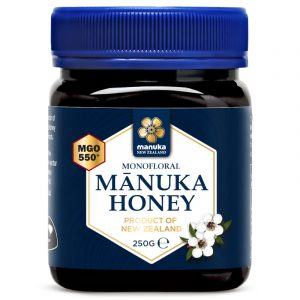 Miele di Manuka crudo e monofloreale MGO 550