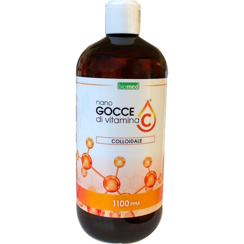 Vitamina C colloidale 500 ml
