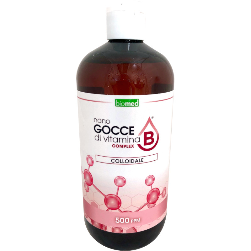 Vitamina B Complex Colloidale 500 ml