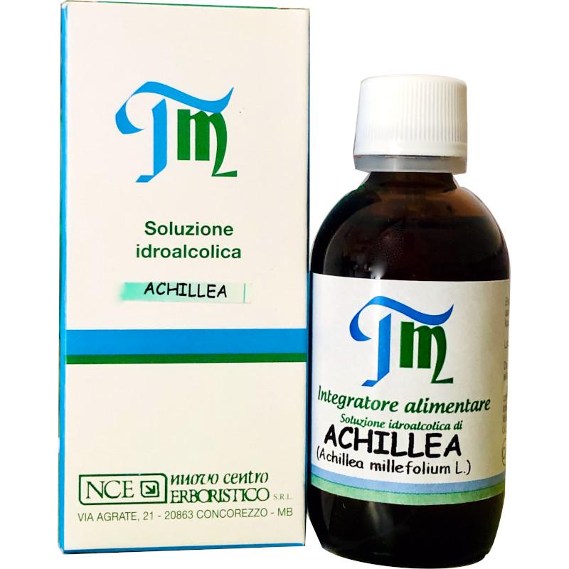 Achillea tintura madre soluzione idroalcolica