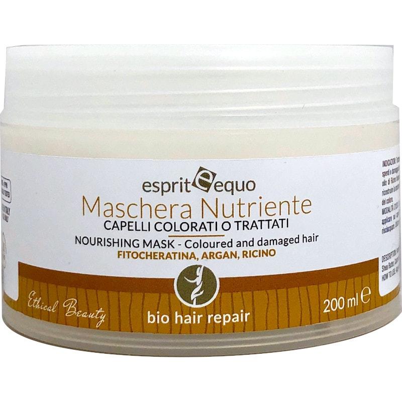 Maschera nutriente capelli colorati Esprit Equo