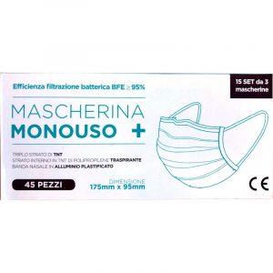 Mascherine monouso CE