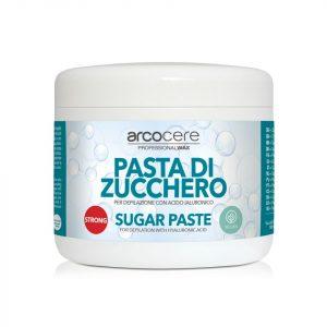 Pasta di zucchero epilatoria strong
