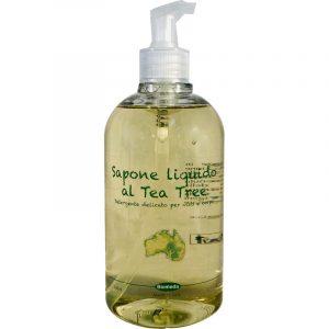 Sapone Liquido al Tea Tree