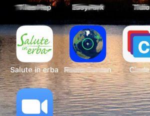 Aggiungere Salute in Erba come app iOS Android