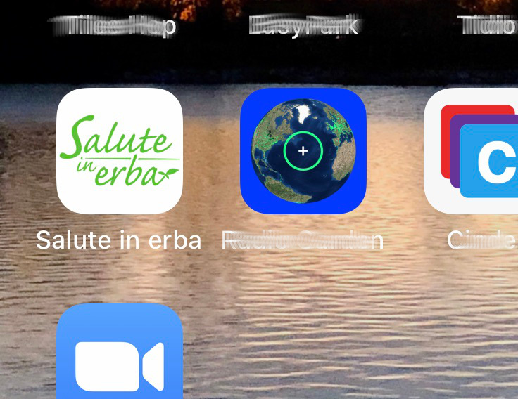 Aggiungere Salute in Erba come app iOS Android