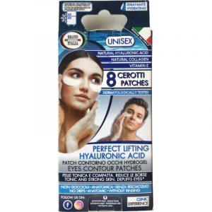 Patch contorno occhi hydrogel acido ialuronico