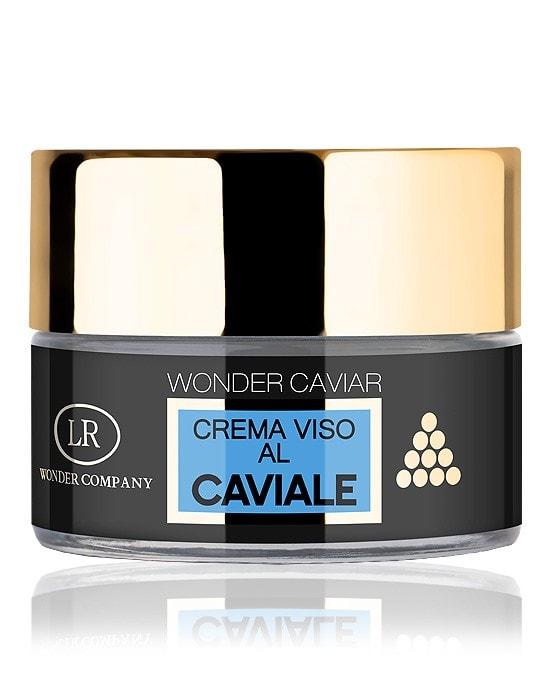 Wonder Caviar crema viso al caviale