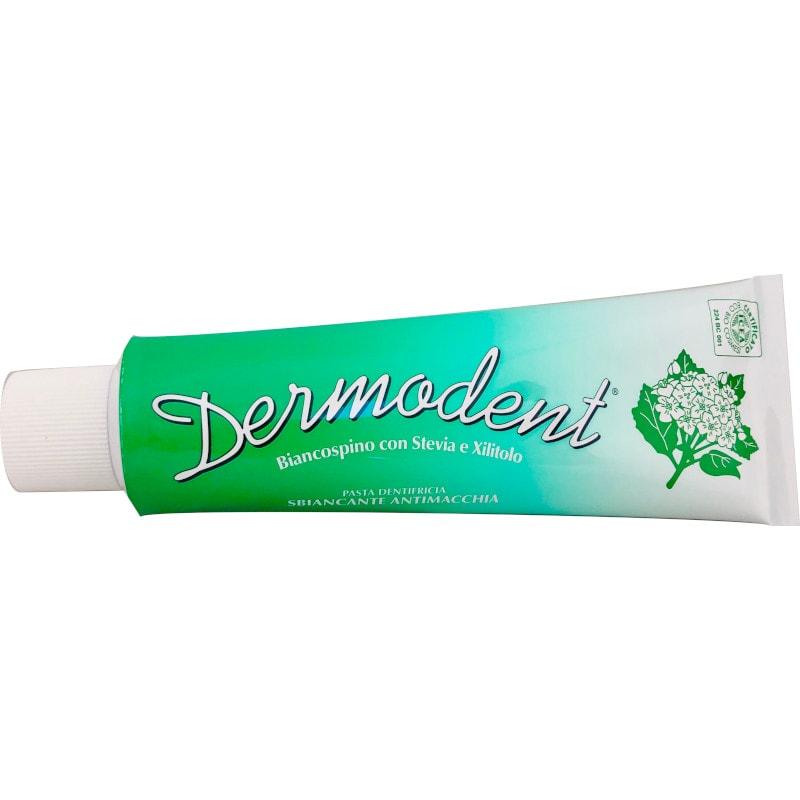 dermodent pasta dentifricia biancospino stevia