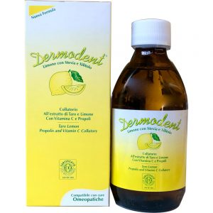 Dermodent Collutorio con Vitamina C e Propoli