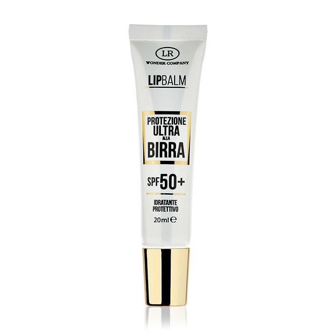 lip balm ultra protezione alla birra SPF50+