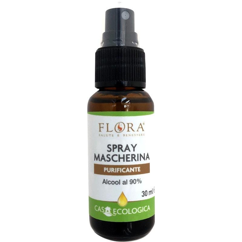Flora spray mascherina purificante