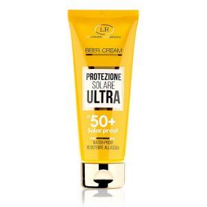 Protezione Solare Ultra Spf 50+ alla Birra