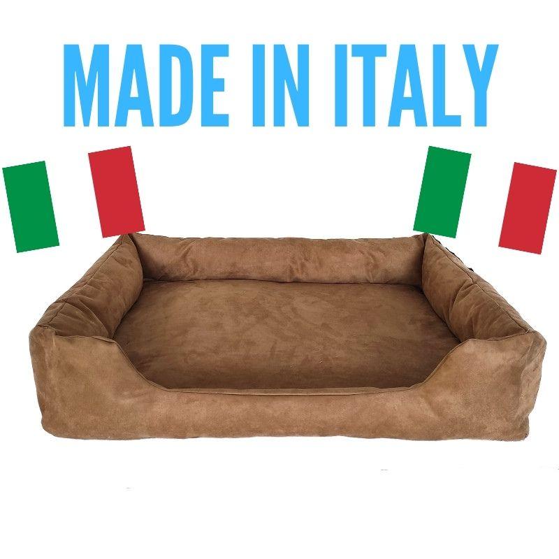 Cuccia a divanetto Made in Italy