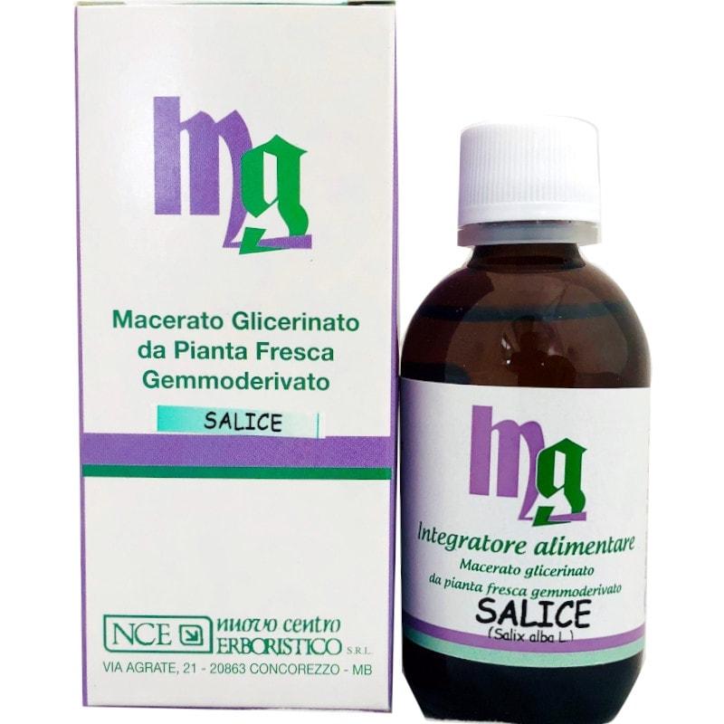 Salice macerato glicerinato da pianta fresca
