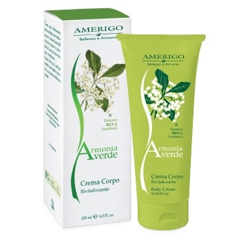 Amerigo Armonia Verde crema corpo