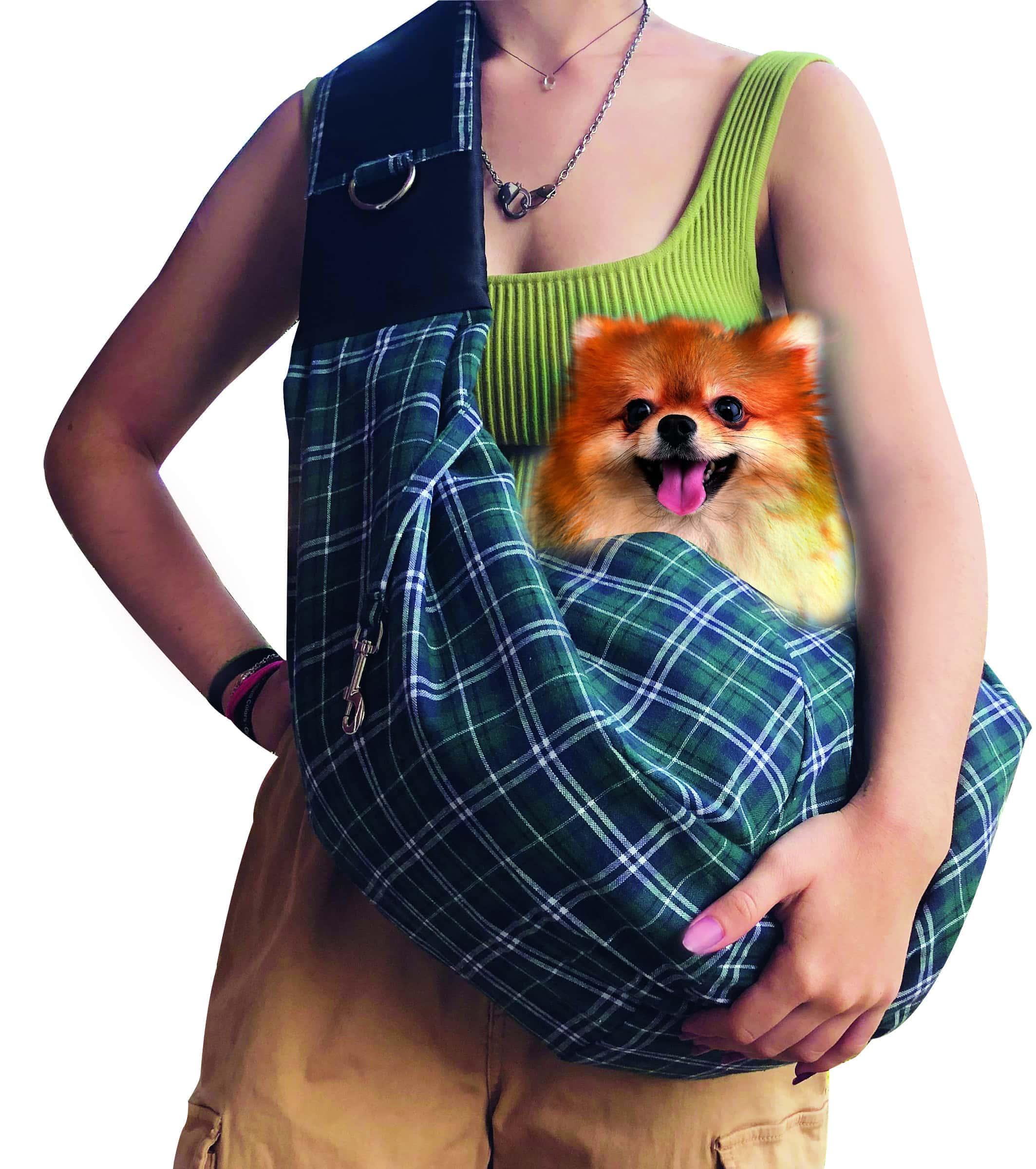 borsa happy travel cane gatto