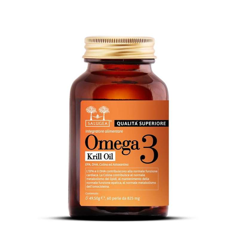 Omega 3 Krill Oil by Salugea