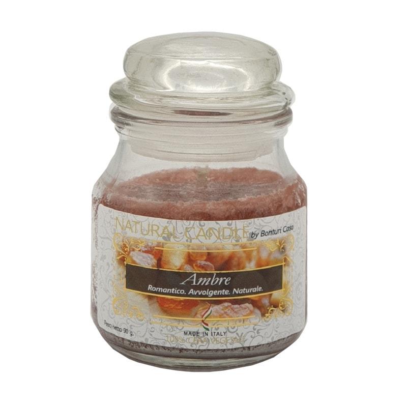 Nature Candle fragranza Ambre