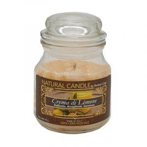Nature Candle aroma Crema di Limone