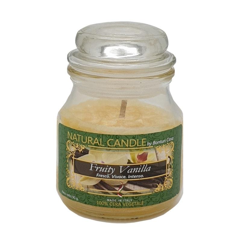 Nature Candle Fruity Vanilla