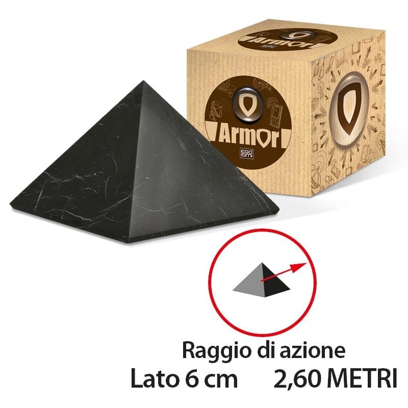Piramide Shungite Armor 6 cm