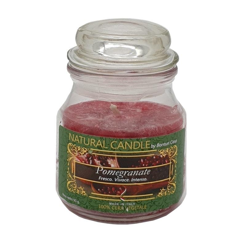 Nature Candle aroma Pomegranate 90 grammi