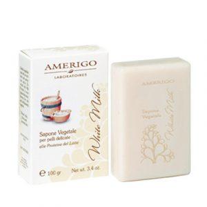 Amerigo White Milk sapone vegetale