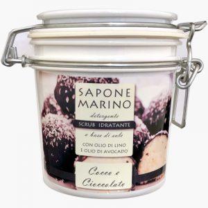 Sapone Marino Cocco e Cioccolato